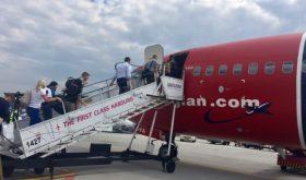 Norwegian flies into more turbulence