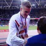 Ingebrigtsen wins bronze in London