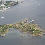 Vandalism preceded murder on island