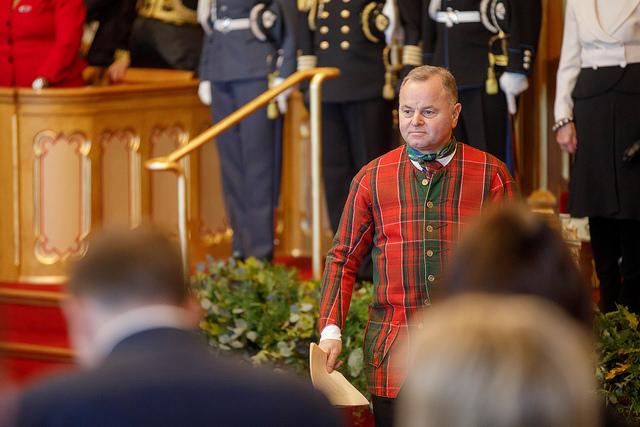 PHOTO: Stortinget