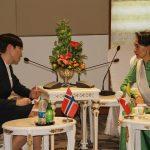 Søreide puts more pressure on Suu Kyi