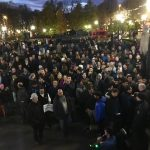 Thousands protest high tolls into Oslo