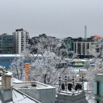 Winter arrives with cheers, challenges