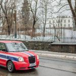 London 'el-cabs' gear up for Oslo streets