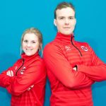 Curling couple wins a medal after all