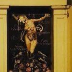 Sylvi's 'crucifixion' quickly destroyed