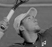 Norwegian advanced in the French Open