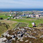 Visitors flock to North Sea island