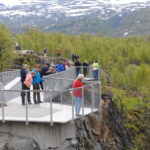 Landmark waterfall safer for tourists
