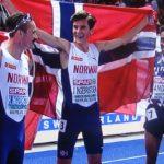 'Medal magic' for Team Ingebrigtsen