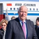 King to speak up while in China
