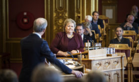 Solberg pressured on abortion issue