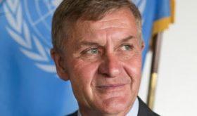 Solheim resigns as UN climate chief