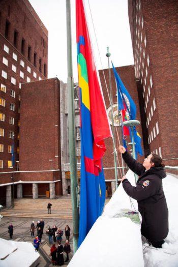 Sami celebrations spanned the nation