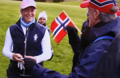 Solheim Cup: Europe defeats United States of America in thrilling finish at Gleneagles